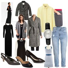 Modern Day Jessica Fletcher Day to Night by nicolesobol on Polyvore featuring polyvore, fashion, style, River Island, Silence + Noise, Uniqlo, Saks Fifth Avenue, Abercrombie & Fitch, Tobi, H&M, Ros Hommerson, Vince Camuto, Corso Como, Timex, Martha Stewart and modern