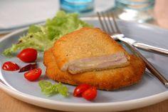 San Jacobos de lomo, ¡qué jugosos, qué sabrosos! Descubre la receta en http://www.gallinablanca.es/receta/san-jacobos-de-lomo/