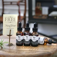 Happy Friday!!! Enjoy a complementary bottle of our Facial Serum -Williamsburg, Red Hook, Fort Greene or Commando- with every $100.00 purchase or over. Use code: SERUM at checkout. Our Facial Serum in the perfect product to maintain the moisture balance in your skin to keep it plump, healthy and youthful, just like we all want. - is an ultra-light-weight, breathable bulwark between your skin and the damaging elements.  #mensgrooming #facialserum #handmade #handmadeinbrooklyn…