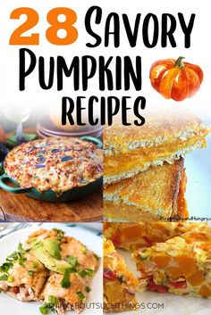 Try out these AWESOME savory pumpkin recipes. The are a great way to include pumpkin in a healthy way. And all these homemade pumpkin recipes can be made easy. Pumpkin Pizza, Pumpkin Mac And Cheese, Pumpkin Ravioli, Pumpkin Risotto, Pumpkin Sauce, Pumpkin Curry, Vegan Pumpkin, Healthy Pumpkin, Canned Pumpkin
