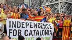Half of all Catalans want out of Spain: poll - The Local, 30 Apr 2014. Almost half of all Catalans would vote to become independent from Spain, a recent poll by a Catalan government research group shows. Forty-seven percent said they would vote in favour of an independent Catalan state, while 19.3 percent would give the proposal the thumbs down. Some 8.6 percent said they would want Catalonia to be a state, but not an independent one according to the Catalan research institute (CEO).