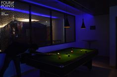 Spend your vacation in the best way you can. Drop by at our recreational area and give a shot at the Billiards. We bet you wouldn't regret it! #Pool #Billiards #Recreation #HolidayDestination #FPBSJaipur
