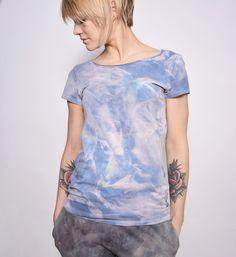 goshko smoke series hand dyed hand bleached Bleach, Tie Dye, Smoke, Clothes, Tops, Women, Fashion, Outfits, Moda