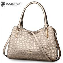ZOOLER losing money big sales 2017 NEW women leather bag genuine leather  handbags top handle cowhide bolsa feminina e6814ece29cdc