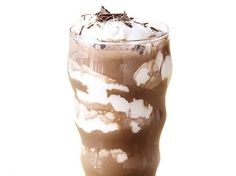 Double Chocolate-Marshmallow Milkshakes Recipe