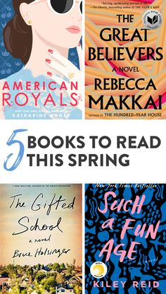 Spring 2020 - here are the 5 books to read this spring and what to pick up so you can get lost in a book for a little while and escape reality #bookworm #books #whattoread