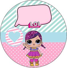 Fiestas Personalizadas Imprimibles: Kit Imprimible Lol Surprise Gratis Surprise Party Decorations, Ideas Para Fiestas, Lol Dolls, Girl Birthday, Free Printables, Birthdays, Clip Art, Projects, Crafts