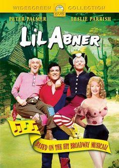 Li'l Abner (1959) starring Peter Palmer and Leslie Parrish