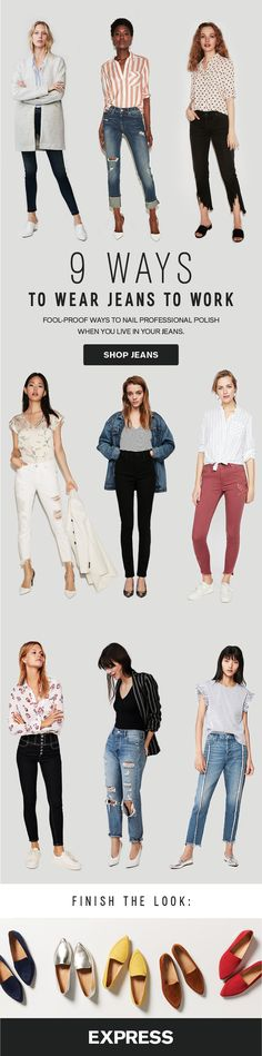 9eef391af46a 78 Best Denim Trends and Jean Styles images | Denim style, Denim ...