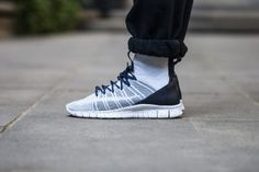 A Closer Look at the Nike Free Flyknit Mercurial Superfly 'Pure Platinum' | Highsnobiety
