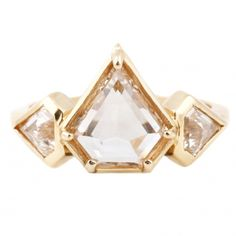 The Prism Ring by Lauren Wolf Jewelry // ESQUELETO