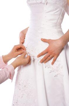 Wedding Dress Alterations in Birmingham Alabama