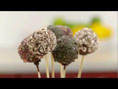 Cake pops eli kakkutikkarit | Jälkiruoat | Reseptit – K-Ruoka