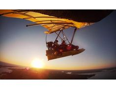 Up to 56% Off Hang-Gliding Flight in Rising Fawn