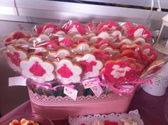 Centro de galletas