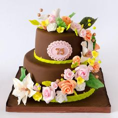 Cake for Grandma - Cake by Rositsa Lipovanska