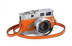 Stunning camera in my favorite shade of orange... Hermes orange.