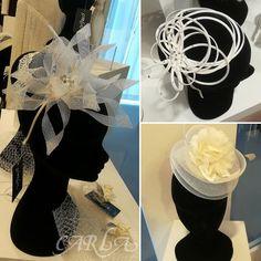 cappellini e tocchetti briosi ed eccentrici- collezione accessori sposa e cerimonia 2019