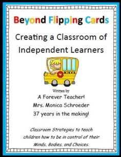 #Classroom #Management: Beyond #Flipping Cards