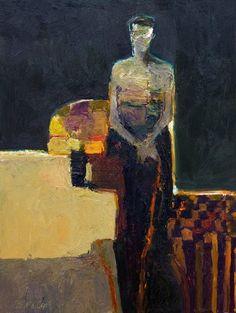 Dan McCaw, 1942 ~ Expressionist painter