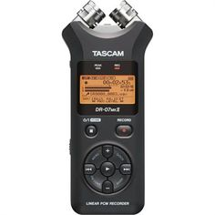 Tascam Portable Digital Recorder  Philips 4GB Voice Tracer 1200 Digital Recorder  Digital Recording and PA System hire: http://openyourworld.co.za/