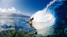 Surfing Waves Wallpapers HD Resolution with Wallpaper High Resolution 1920x1080 px 428.44 KB