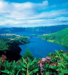 Sete Cidades, Sao Miguel, Azores