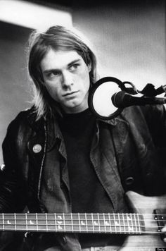 Kurt Cobain (RIP)