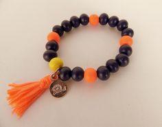 Wooden beads bracelet for kids