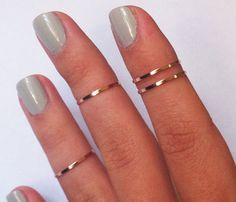 Above the Knuckle Rings  by Galisfly