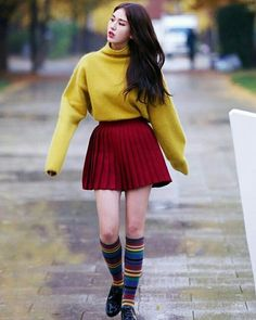 ioi, somi, and kpop image Jeon Somi, Kpop Fashion, Asian Fashion, Airport Fashion, Style Fashion, Latest Fashion, Fashion Tips, Cosmic Girl, Kim Chungha