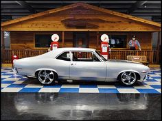 S28 1972 Chevrolet Nova  355/350 HP, Automatic Photo 2