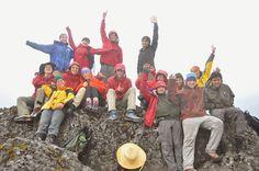 Kroka Ecuador Semester 2013: October 2013