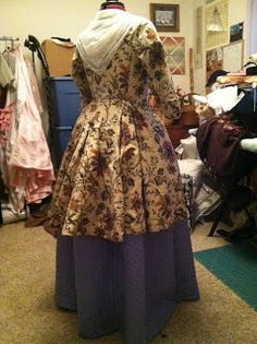 Curse Words and Crinolines: Historical Sew Fortnightly Challenge #9