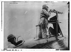War Aeroplane (LOC) by The Library of Congress, via Flickr
