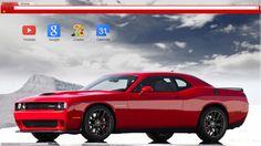 Hellcat Challenger Chrome Theme - ThemeBeta