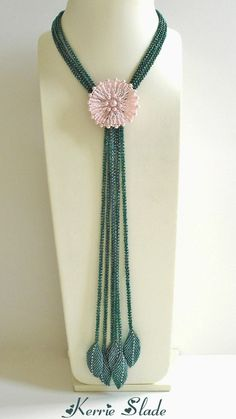 Kerrie Slade - English Rose Necklace
