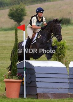 Pippa Funnell at Barbury CIC 2*