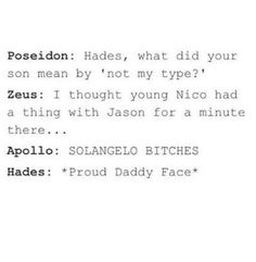 Omg I'm laughing so hard Rick should put this in the next trials of Apollo book but without the cursing