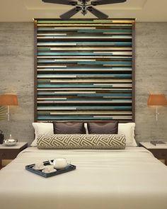 Cuartos de estilo  por Vaibhav Patel & Associates