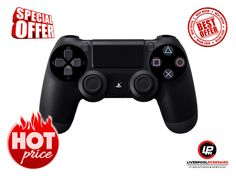 Item: Sony Playstation 4 Official Genuine Wireless DualShock 4 Controller PS4 Gamepad   Postage: Free UK Shipping – Royal Mail 1st Class Item Price: £34.99   Warranty: 30 Day Money BackGuarantee Buy on eBay: ebay.liverpoolpcrepairs.com   Protection: eBay Money Back Guarantee Item...