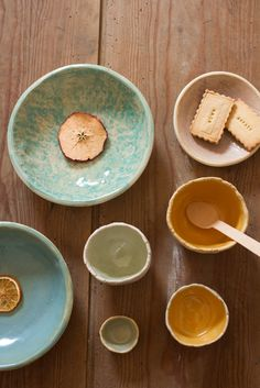 Image of Cuencos de Ceramica Elisabetta
