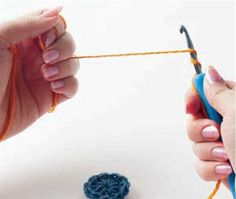 Join a New Yarn Two Ways - How to Crochet - Blogs - Crochet Me