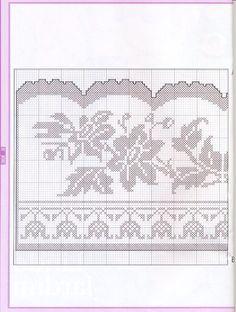 ARTE DE BORDAR CROCHET Nº25 - Daniela Muchut - Picasa Web Albümleri