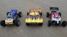 Hobbico recently released its new Dromida brand of R/C cars and trucks and was kind enough to send over all three models of the line to compare. Read on for a look at how these low cost, high speed R/C vehicles stack up against each other.
