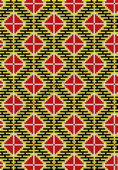 Rouge-blanche-jaune-noire. Paule Rémy Paule Rémy