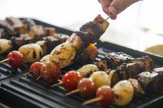 Por que não deixar o churrasco de domingo mais saudável?