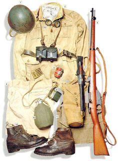 Regio Esercito - Africa 40 - 43
