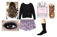 """victoria secret contest"" by britianxxbeauty on Polyvore"