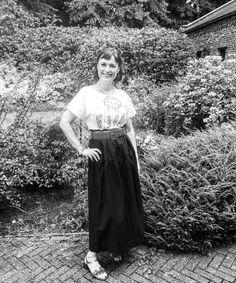 ALISIA ENCO WOMAN. Matisse dress. ALISIA ENCO